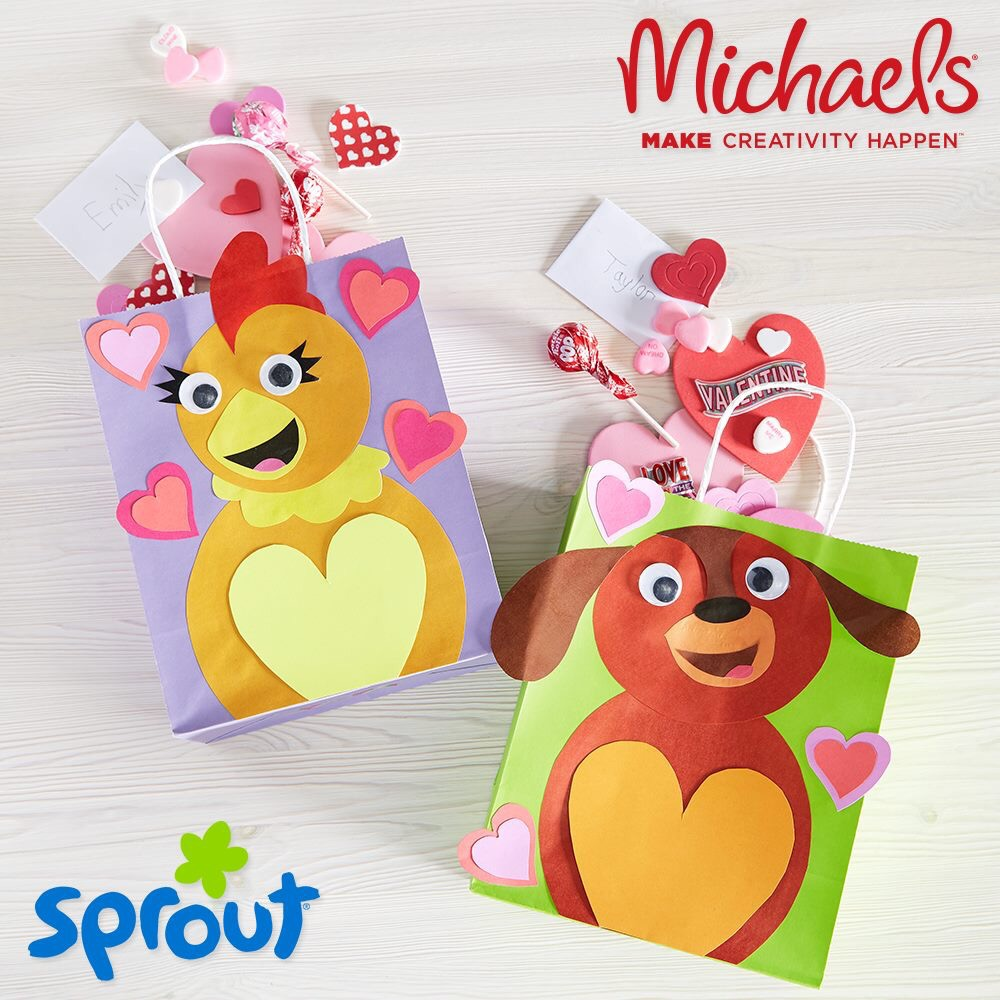 Michael S Kids Club Sprout Craft Precious Paws